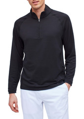 Bonobos Slim Fit Performance Golf Half Zip Pullover
