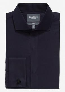 Bonobos Slim Fit Solid Tuxedo Shirt