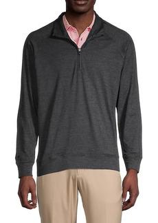 Bonobos Half-Zip Golf Sweater