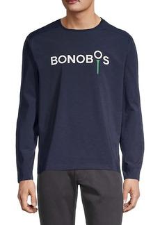 Bonobos Tech Logo Crewneck Sweater