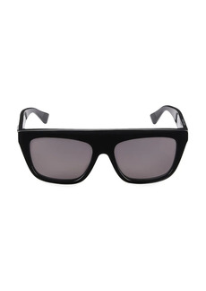 Bottega Veneta 57MM Mask Sunglasses