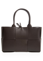 Bottega Veneta Arco Intrecciato Leather Tote