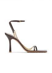 Bottega Veneta Chain Ankle Strap Sandal (Women)
