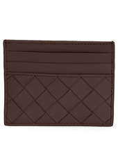 Bottega Veneta Intrecciato Leather Card Case