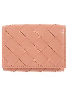 Bottega Veneta Intrecciato Leather Trifold Wallet