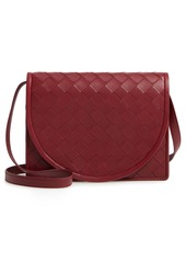 Bottega Veneta Intrecciato Leather Wallet on a Strap