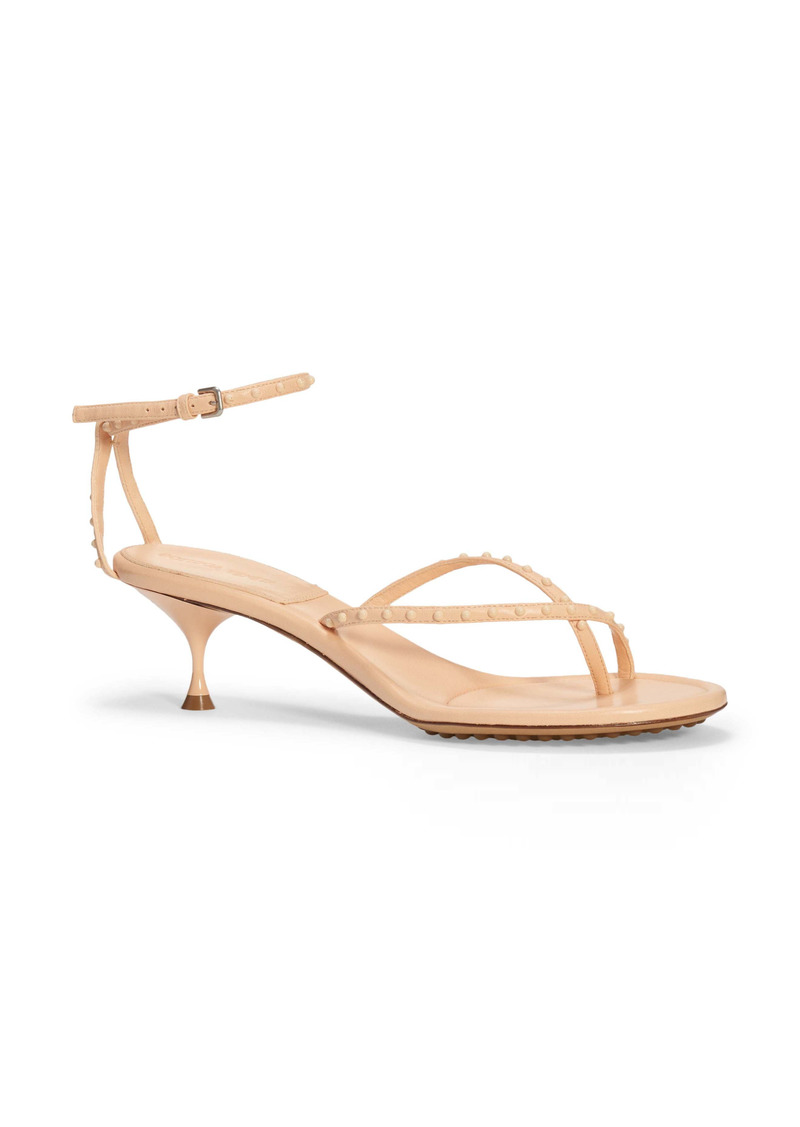 Bottega Veneta Lagoon Bubble Sandal (Women)