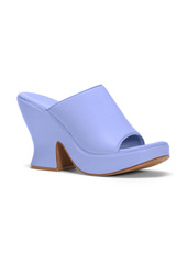 Bottega Veneta Lagoon Platform Slide Sandal (Women)
