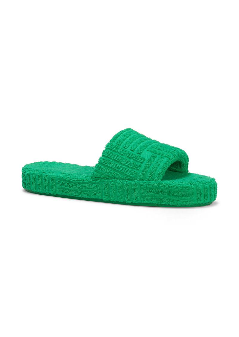 Bottega Veneta Platform Slide Sandal (Women)