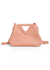 Bottega Veneta Small Triangle Leather Shoulder Bag