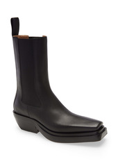 Bottega Veneta Square Toe Chelsea Boot (Women)