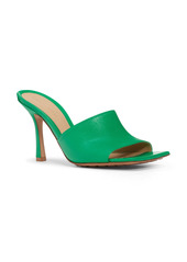 Bottega Veneta Stretch Square Toe Slide Sandal (Women)