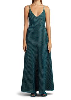 Bottega Veneta Stripe Knit Dress