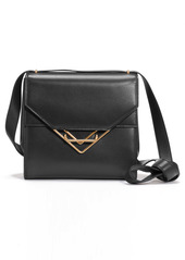 Bottega Veneta Clip Crossbody Flap Bag