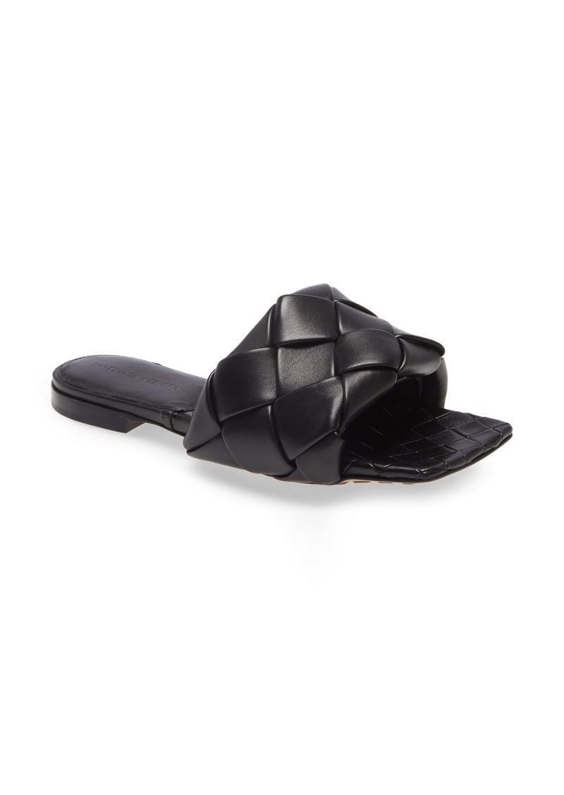 Bottega Veneta Woven Slide Sandal (Women)