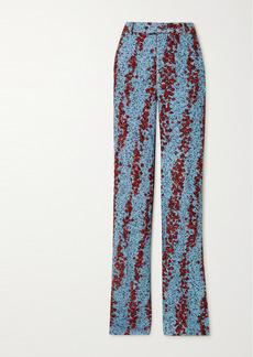 Bottega Veneta Bouclé Straight-leg Pants