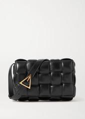 Bottega Veneta Cassette Padded Intrecciato Shoulder Bag