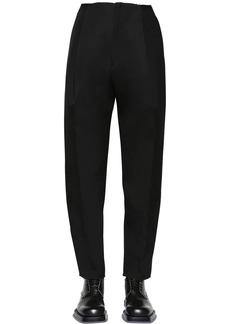 Bottega Veneta Double Compact Wool Pants