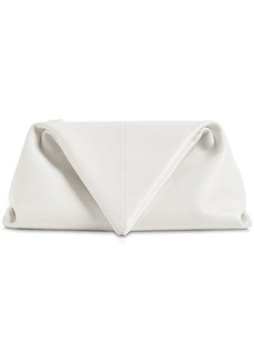 Bottega Veneta Envelope Leather Clutch