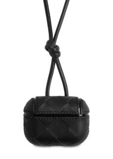 Bottega Veneta Intrecciato 1.5 Leather Airpods Case