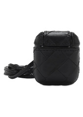Bottega Veneta Intrecciato Leather Air Pod Case