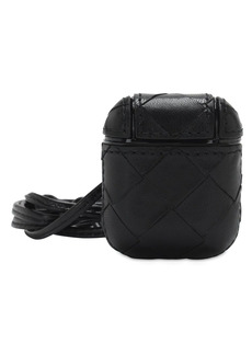 Bottega Veneta Intrecciato Leather Air Pod Case