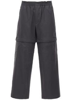 Bottega Veneta Midseason Cotton Gabardine Pants