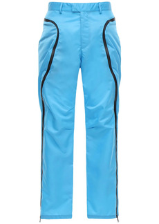 Bottega Veneta Nylon Gabardine Pants