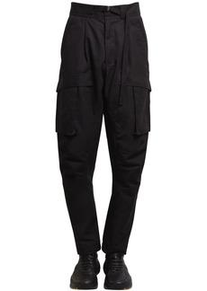Bottega Veneta Nylon Twill Cargo Pants