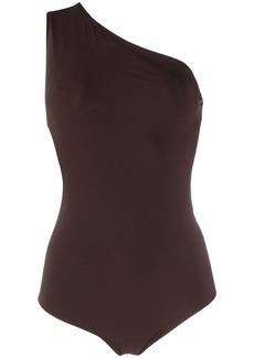 Bottega Veneta one-shoulder cut-out swimsuit