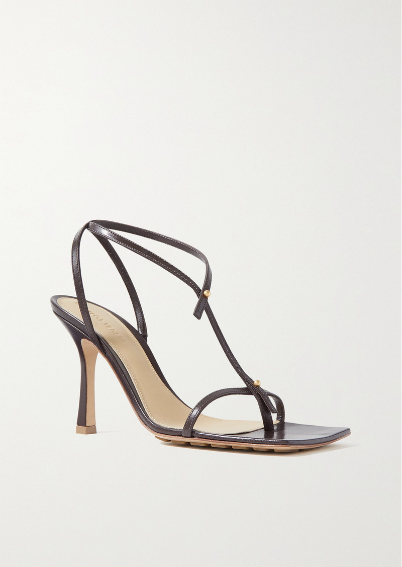 Bottega Veneta Studded Leather Sandals