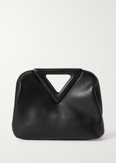 Bottega Veneta Point Small Leather Tote
