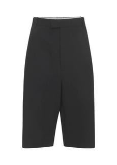 Bottega Veneta Wool Gabardine Bermuda Shorts