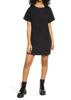 Brass Plum Women's Bp. Crewneck T-Shirt Dress