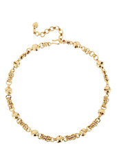 Brinker & Eliza Billie Knot Chain Necklace