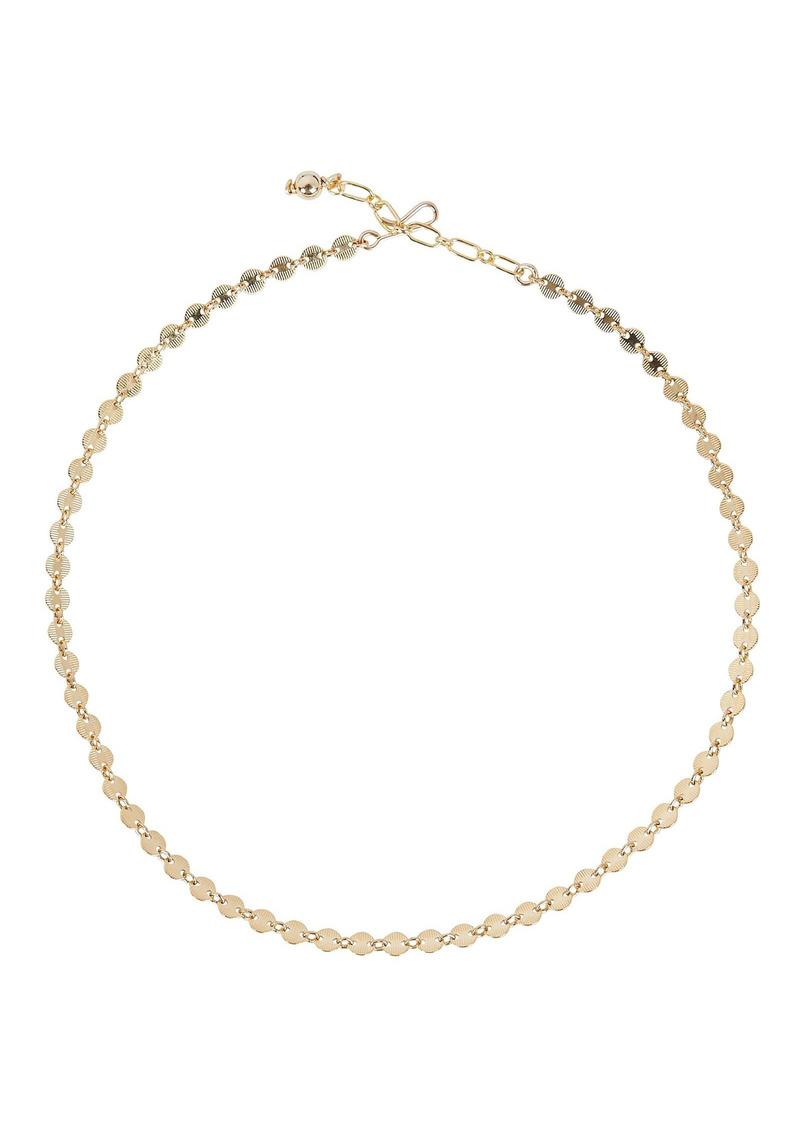 Brinker & Eliza Blue Jean Baby Choker Necklace