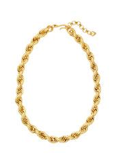 Brinker & Eliza - Women's Gold-Tone Spiral Staircase Necklace - Gold - Moda Operandi