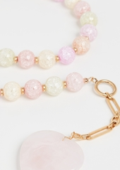 Brinker & Eliza Cotton Candy Necklace