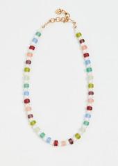 Brinker & Eliza Frosted Necklace