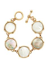 Brinker & Eliza Gold-Tone Bright Side Bubble Bracelet
