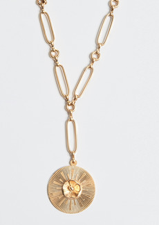 Brinker & Eliza Sunshine & Lemonade Necklace