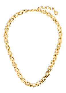 Brinker & Eliza chain-link necklace