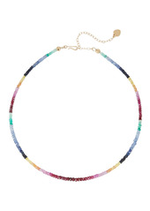 Brinker & Eliza Fiesta Beaded Necklace