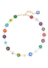 Brinker & Eliza Funky Town Beaded Necklace
