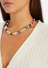 Brinker & Eliza Funky Town Beaded Necklace