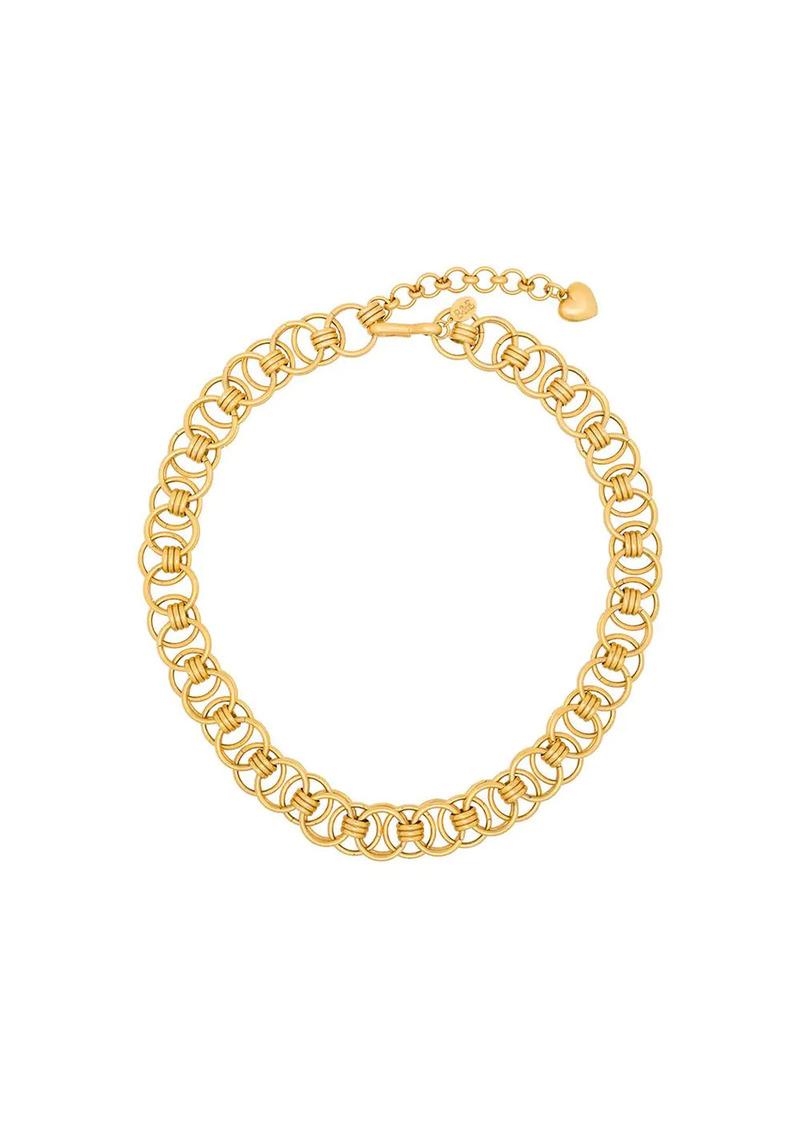 Brinker & Eliza Lovely Links chain necklace