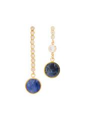 Brinker & Eliza Tiny Dancer chain drop earrings