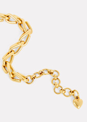 Brinker & Eliza Harley Chain-Link Necklace