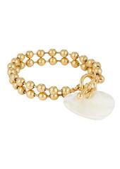 Brinker & Eliza Heart On Your Sleeve Bracelet