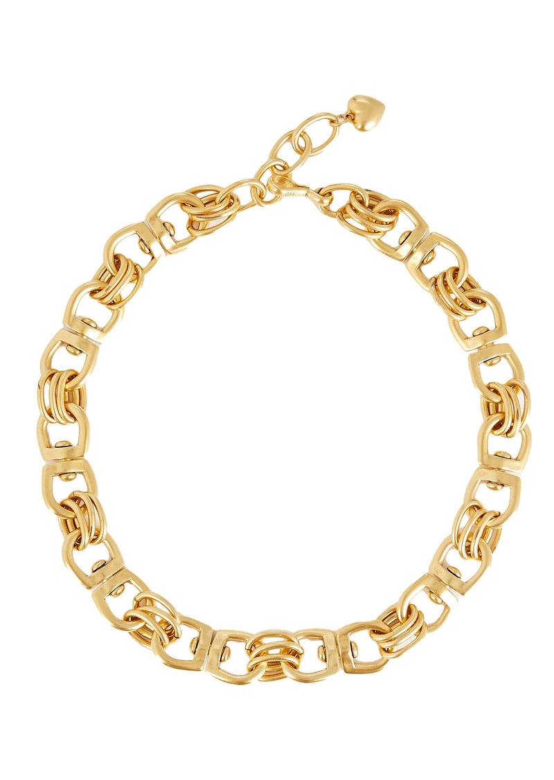 Brinker & Eliza Juliet Chain-Link Necklace
